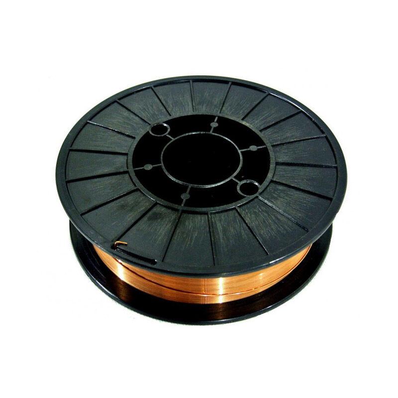 Kraft&Dele Χάλκινο Σύρμα Ηλεκτροσυγκόλλησης 0.8 mm 5 Kg Kraft&Dele KD-1151