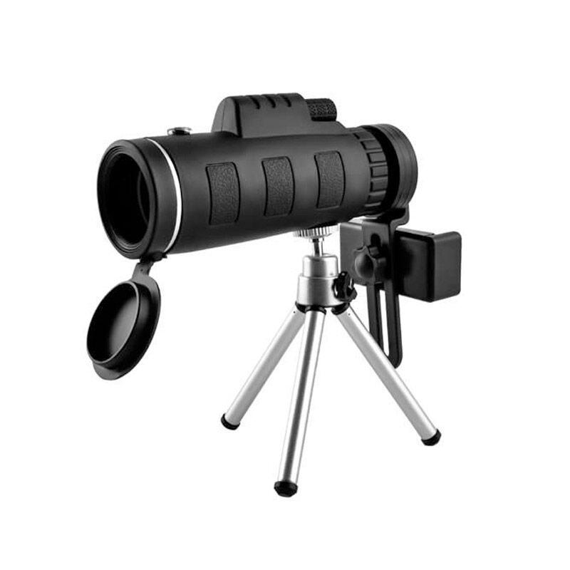 SPM Τηλεσκοπικός Φακός - Τηλεσκόπιο 50x Zoom για Smartphones με Τρίποδο SPM 7883