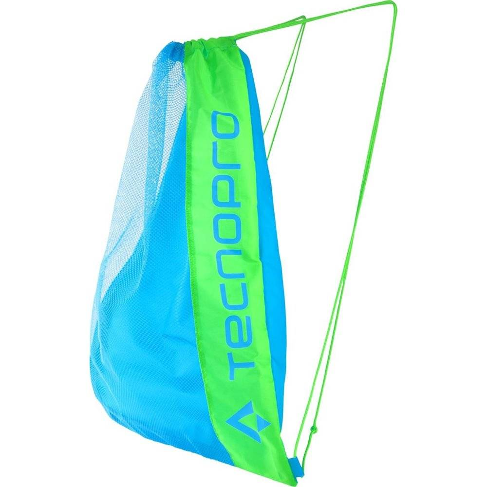 tecno pro σακίδιο swim bag  - blue-lime
