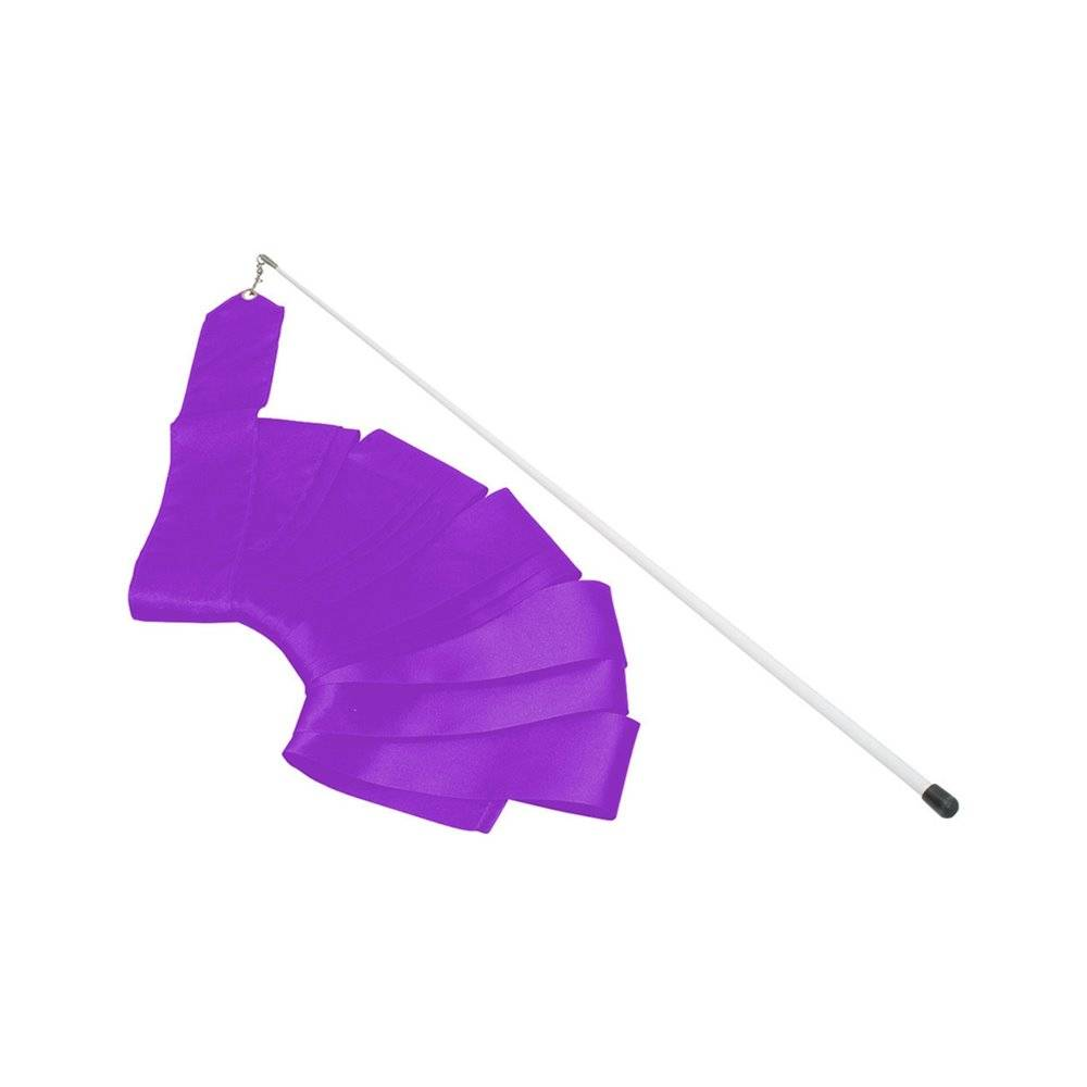 eldiko κορδελα γυμναστικησ 1.6m  - purple