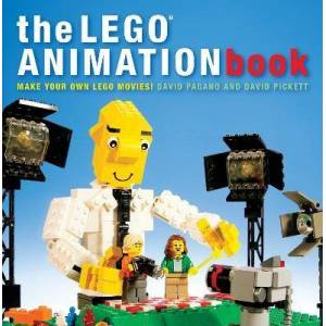 The Lego Animation Book by David Pagano