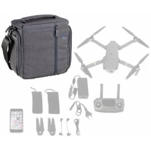 Rivacase Drone Bag M 7555 grey for DJI Mavic Pro