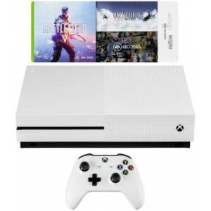 Microsoft Xbox One S 1TB incl. Battlefield V USK 18