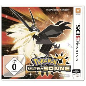 Nintendo 3DS Pokemon Ultrasonne