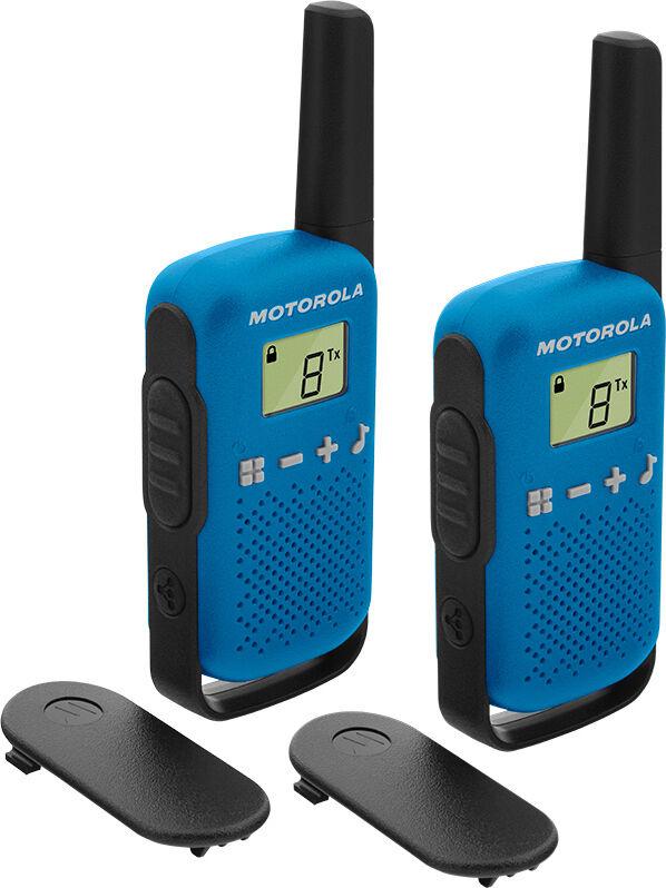 Motorola TALKABOUT T42 blue
