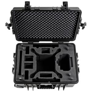 Kodak B&W Copter Case Type 6700/B black DJI Phantom 4 Pro Inlay