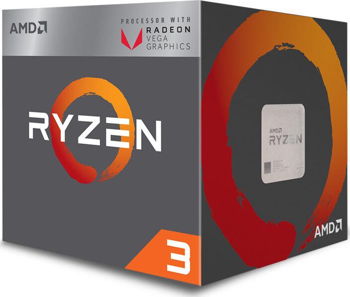 AMD Ryzen 3 2200G Box