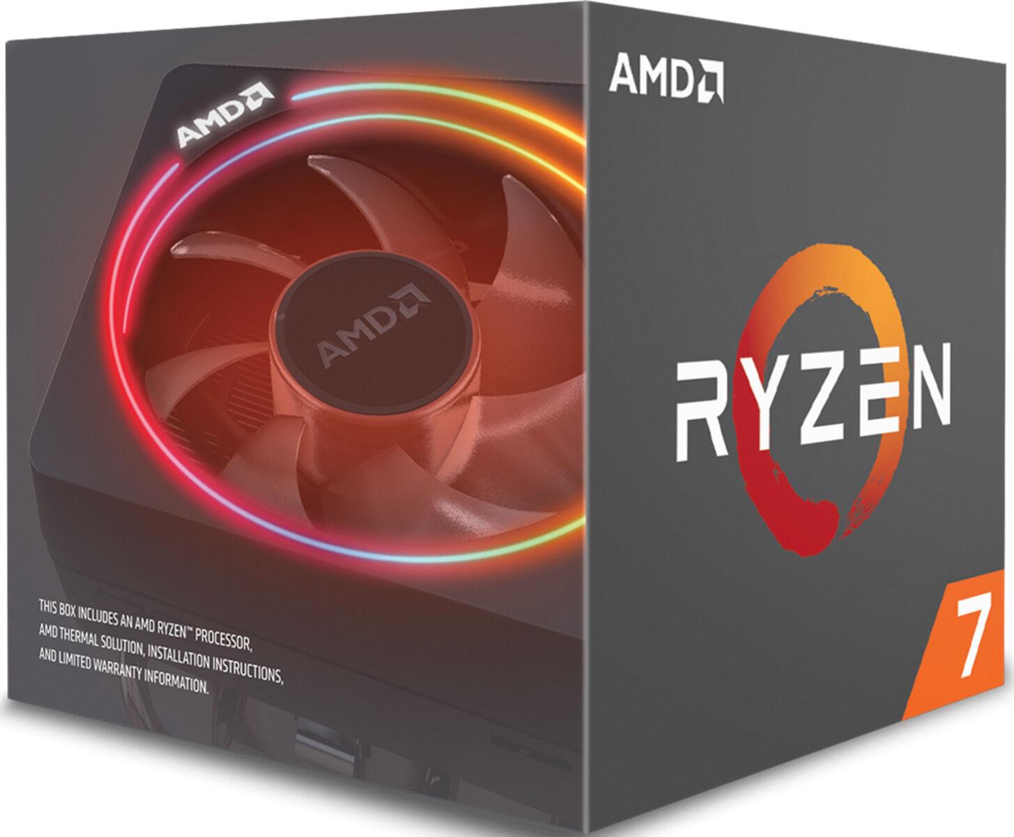 AMD ?Ryzen 7 2700X