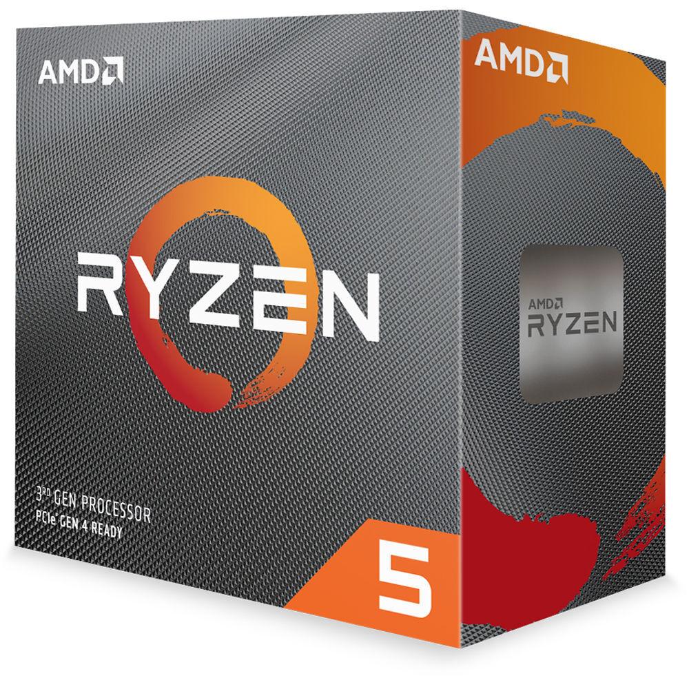 AMD Ryzen 5 3600 Box 100-100000031BOX