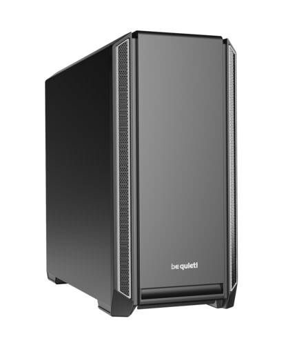 be quiet! be quiet PC housing SILENT BASE 601 Silver
