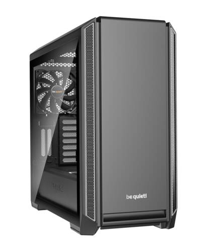 be quiet! be quiet PC housing SILENT BASE 601 Window Silver
