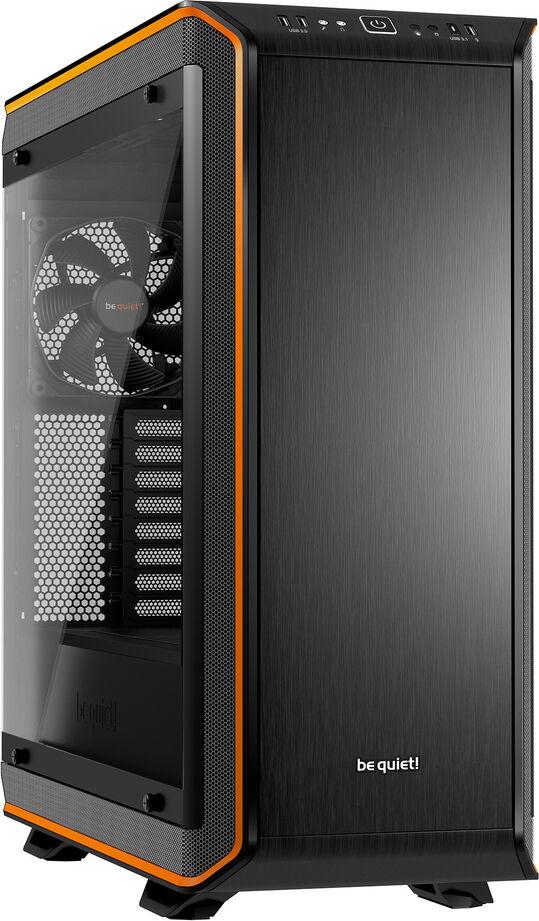 be quiet! BeQuiet Dark Base 900 Pro Orange Rev. 2