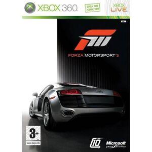 Microsoft Forza Motorsport 3 XBOX 360