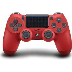 Sony DualShock 4 Controller Magma Red V2 (New)