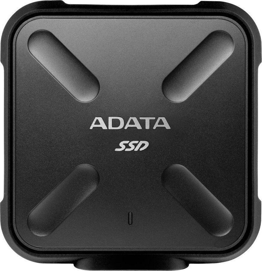 ADATA external SSD SD700 Yellow 256GB USB 3.0