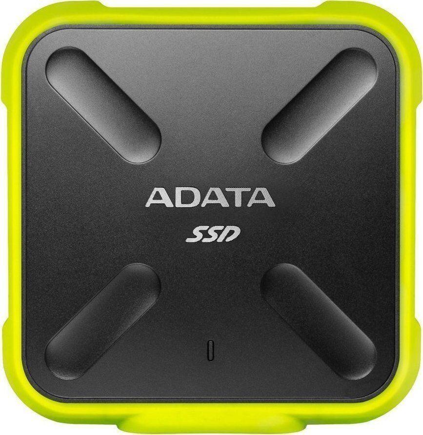 ADATA external SSD SD700 Yellow 1TB USB 3.0