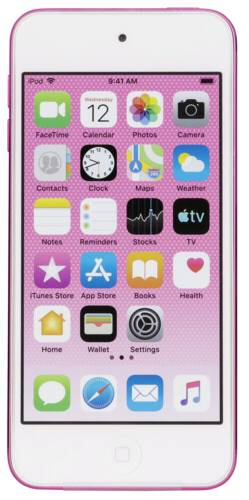 Apple iPod touch pink 128GB 7. Generation