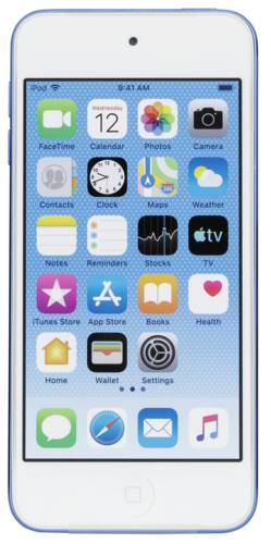 Apple iPod touch blue 128GB 7. Generation