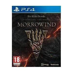 Bethesda The Elder Scrolls Online Morrowind PS4