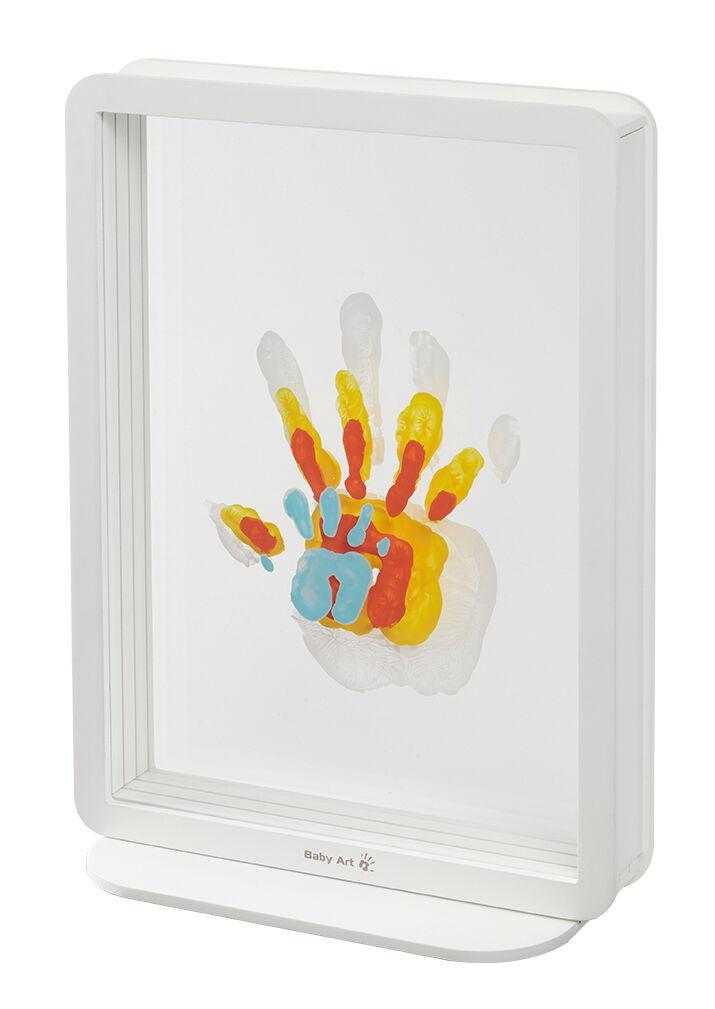 ART Αποτύπωμα Χεριών Family Touch White