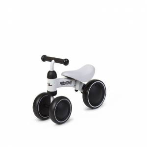 CHILDHOME Ride On Ποδήλατο Childhome Baby Bike Vroom White