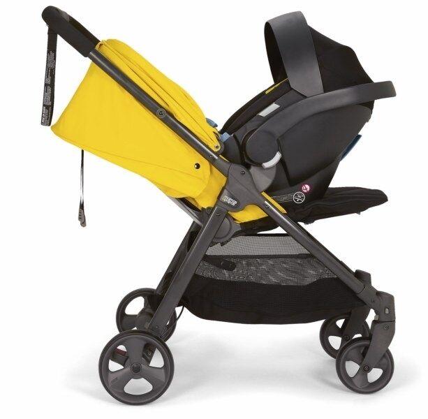 Mamas& Papas Αντάπτορες Mamas & Papas ARMADILLO Για Καθίσματα Αυτοκινήτου CYBEX Aton, Aton Q