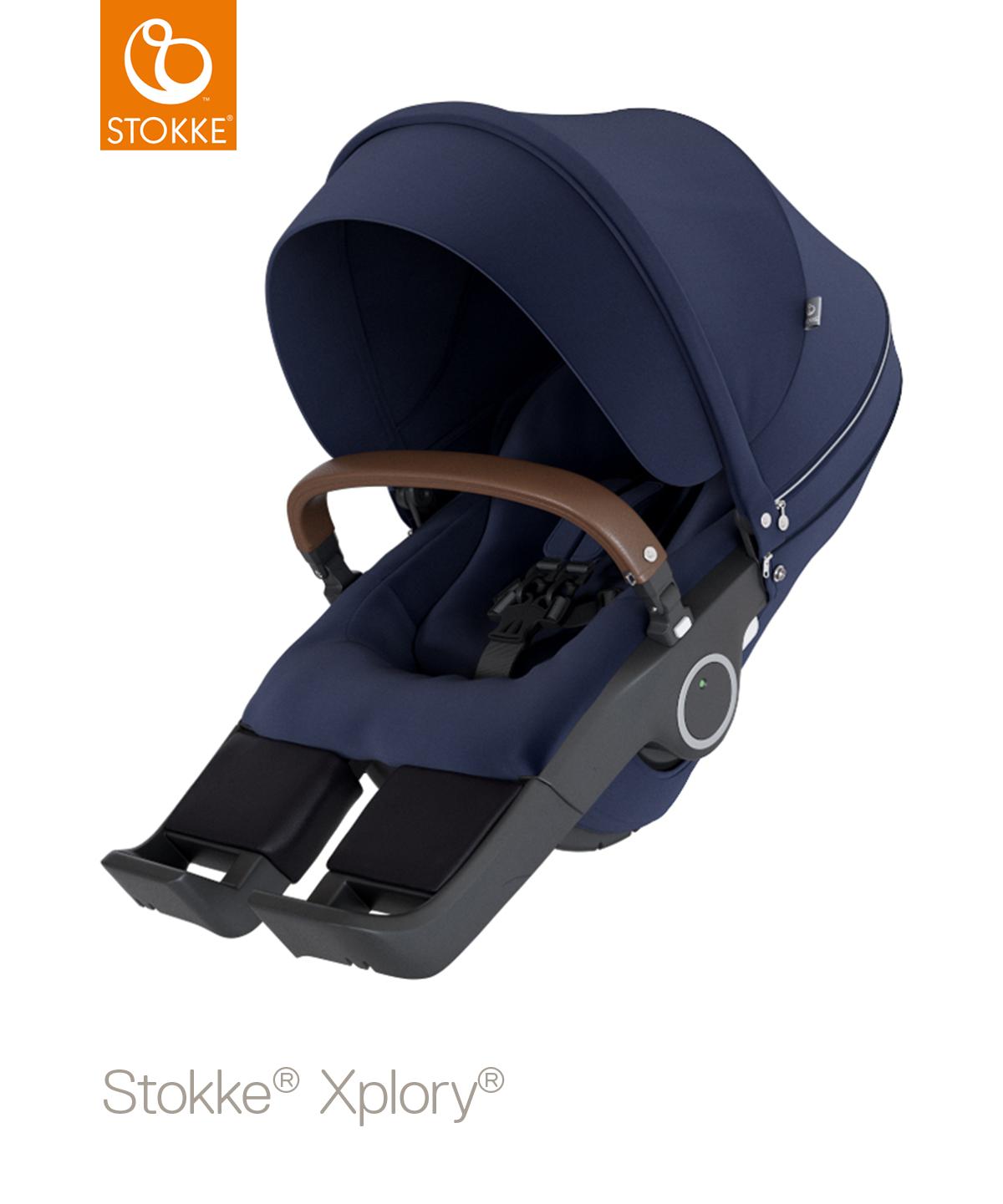 STOKKE Κάθισμα Stokke για XPLORY V6 Deep Blue