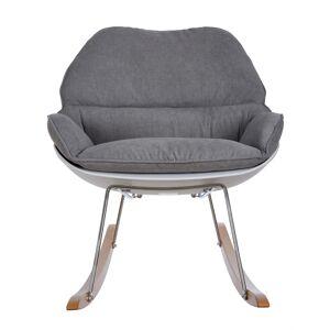 BABY ADVENTURE Κουνιστή Καρέκλα Grey