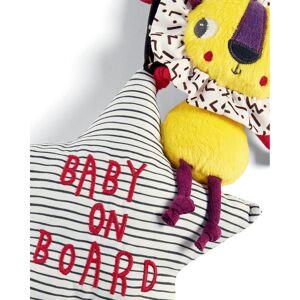 Mamas& Papas Παιχνίδι Ταξιδίου Mamas & Papas Baby On Board Offspring Lion