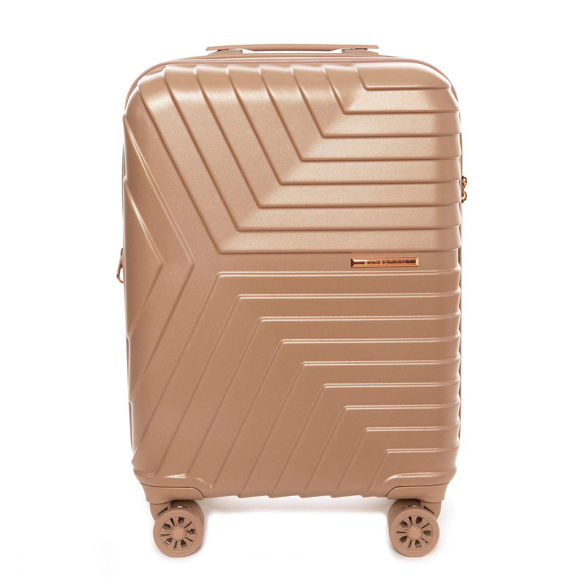 Lapin Accessories Βαλίτσα Ρόζ -Χρυσό