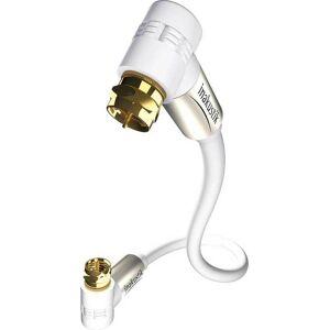 in-akustik Premium HDTV 100 dB Antenna Cable F-Plug 90° 1,5  - Πληρωμή και σε 3 έως 36 δόσεις