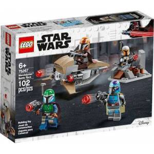 Lego Star Wars 75267 Mandalorian Battle Pack  - Πληρωμή και σε 3 έως 36 δόσεις