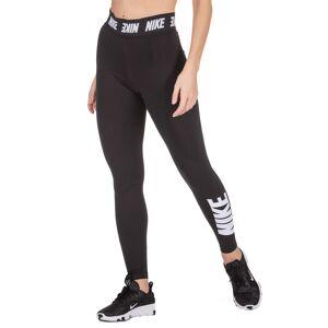 NIKE SPORTSWEAR CLUB WOMEN'S HIGH-RISE LEGGINGS CT5333-010 Μαύρο