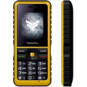 "FlameFox Rock (Dual Sim) 1.77"" IP67 με Κάμερα, Bluetooth, Φακό, Μπαταρία Li-Ion 1000mAh FlameFox"