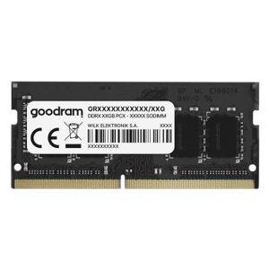 GOODRAM Μνήμη DDR4 SODimm, 8GB, 2666MHz, PC4-21300, CL19 - GOODRAM 27845 GOODRAM