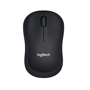 Logitech B220 Silent Ασύρματο Ποντίκι Black 910-004881 Logitech