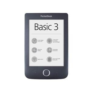 Pocketbook Basic 3  6'' Ebook Reader Black