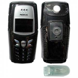Nokia ΘΗΚΗ NOKIA 5210 ΔΙΑΦΑΝΗ ECONOMY ΠΕΡΙΣΤΡΕΦΟΜΕΝΟ CLIP OEM