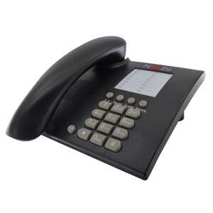 Σταθερό Ψηφιακό Τηλέφωνο Noozy Phinea N28 Μαύρο Noozy