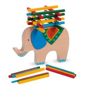 Ξύλινο Παιχνίδι Ισορροπίας Ελέφαντας OEM 3269