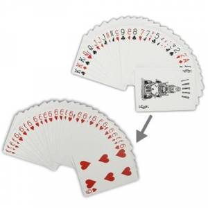 Magic Trick Toy - Atom Playing Card