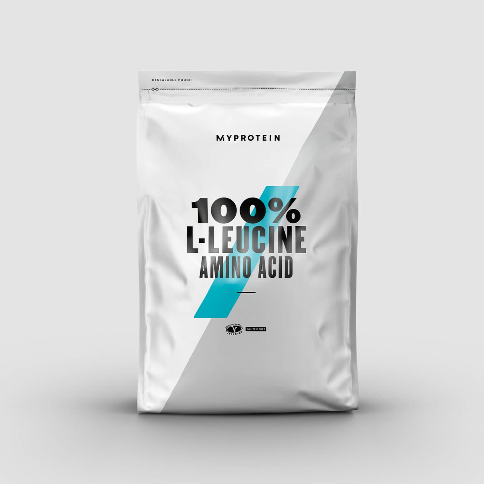 Myprotein 100% Αμινοξύ L-λευκίνης - 250g - Χωρίς Γεύση