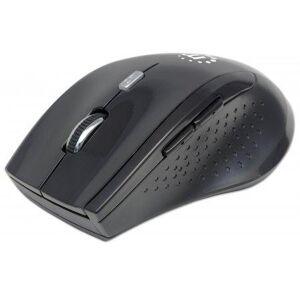 Cisco Systems Manhattan 179386 mice RF Wireless Optical 1600 DPI Right-hand Black (179386) - Πληρωμή και σε έως 36 δόσεις