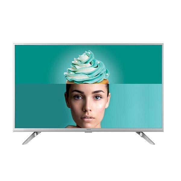 Tesla Τηλεόραση Tesla 43'' FHD SMART DVB-T/T2/C/S/S2 43T320SFS Silver - Πληρωμή και σε εως 12 δόσεις