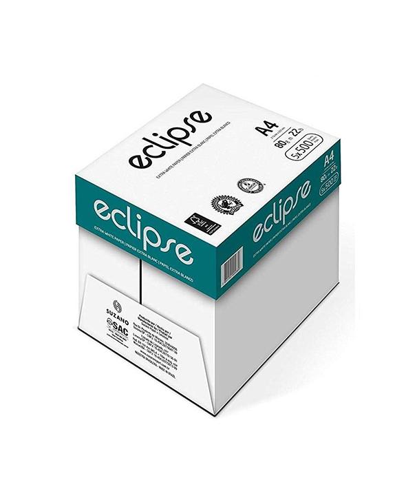 Eclipse A4 Eclipse Set 5 Τεμαχίων 80gr Φωτοαντιγραφικό Χαρτί