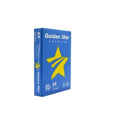 A4 Golden Star 500 φύλλα 75gr Φωτοαντιγραφικό Χαρτί
