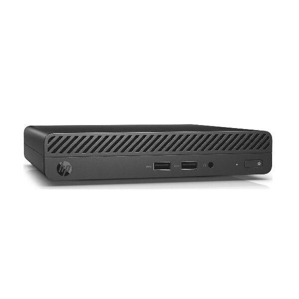 HP 260 G3 Mini pc (i3 7130U/ 4GB RAM/ 256GB SSD/ Win 10 Pro) (4QD05EA-CP) - Πληρωμή και σε εως 12 δόσεις