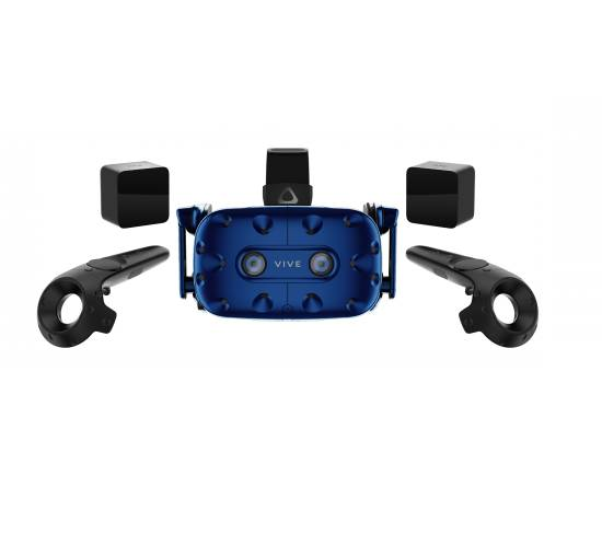 HTC Vive Pro Starter Kit Full Kit With Base Station EU - Πληρωμή και σε εως 12 δόσεις