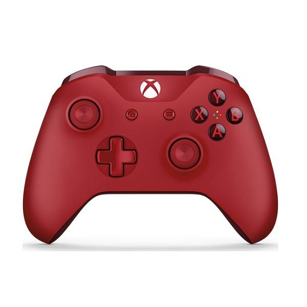 Microsoft Gamepad Wireless Xbox One Controller for Windows / Xbox One Red (WL3-00028) - Πληρωμή και σε εως 12 δόσεις