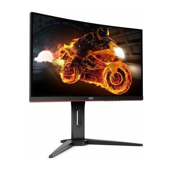 AOC C27G1 27' Curved Full HD Wide LED VA - 144Hz - AMD Freesync - Πληρωμή και σε εως 12 δόσεις